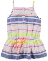 Carter's Neon Striped Tunic