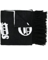 Marcelo Burlon County of Milan Kimi scarf - men - Acrylic - One Size