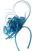 Scala Women's Fascinator Hat with Quill