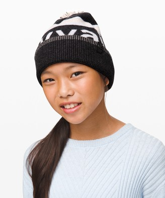 Lululemon Proudly Present Beanie *Reversible - Girls