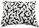 Jiti Nala Throw Pillow - Black