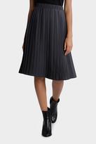 Skirt Heavy Pleat Midi