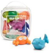 Elegant Baby Infant's Sea Party Rubber Toy Set