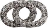 Carolina Bucci Grey Diamond Double Links