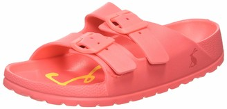 Joules Women's Shore Sandals Bright Red