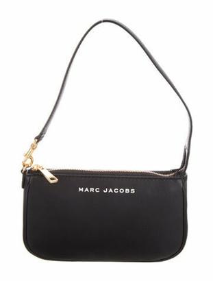 Marc Jacobs Leather Shoulder Bag w/ Tags Black