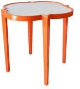 Oomph Greenwich Orange Side Table