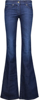 Just Cavalli Low-rise bootcut jeans