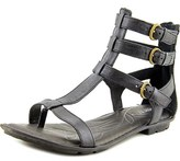 Børn Marcia Women Open Toe Leather Gladiator Sandal.