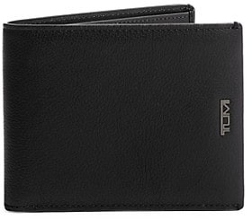 Tumi Nassau SLG Leather Wallet & Removable Passcase
