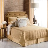 JLO by Jennifer Lopez bedding collection paloma quilted coverlet - king