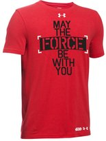 Under Armour Boys' UA Star Wars Force Be With You T-Shirt