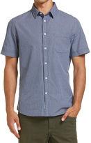 Sportscraft Short Sleeve Tapered Kent Shirt
