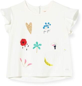 Catimini Baby Girls' Cq10123 Tee Shirt T