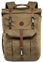 Timberland Men's 'Walnut Hill' Canvas Backpack - Green