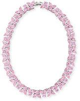 Fallon Monarch Crystal Choker Necklace