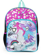 Asstd National Brand Unicorn Backpack