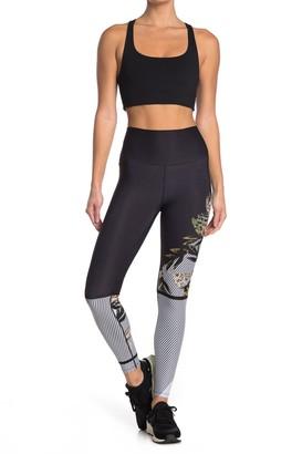 Wear It To Heart Printed High Waist Leggings