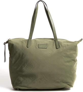 Rebecca Minkoff Olive Washed Nylon Tote Bag Olive 1 Size