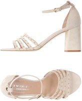 Twin-Set Sandals - Item 11322620