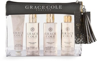 Grace Cole Mini Travel Set- Vanilla Blush & Peony