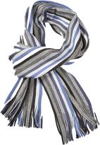 Fraas Men's Striped Scarf