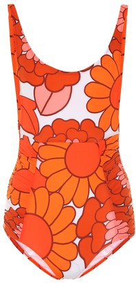 Dodo Bar Or Floral swimsuit