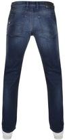Diesel Waykee 0679I Jeans Blue