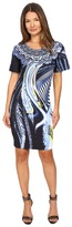 Just Cavalli Leo Hurricane Bodycon Jersey Dress Women's Dress