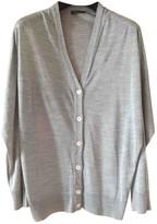 Ballantyne Grey Silk Knitwear for Women