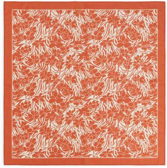Arket Cotton Silk Scarf
