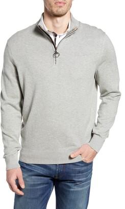 Barbour Tain Half Zip Pullover
