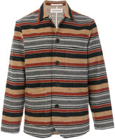 Universal Works striped jacket