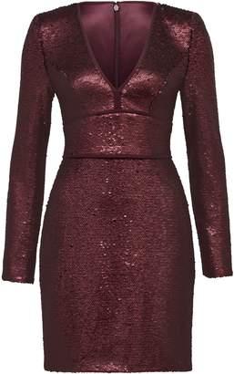 Ever New Katia Sequin Mini Dress
