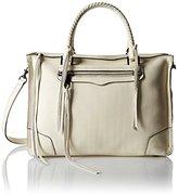Rebecca Minkoff Regan Satchel Top-Handle Bag
