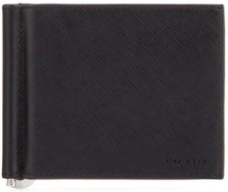 Prada Money Clip Wallet