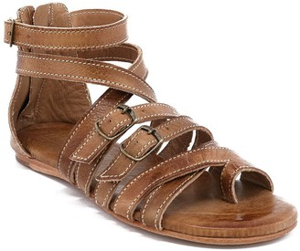 Bed Stu Strappy Leather Gladiator Sandals -Miya