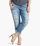 Lucky Brand Plus Reese Boyfriend Jeans