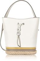 Furla Vittoria S Petalo Drawstring Bucket Bag