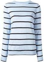 Preen by Thornton Bregazzi striped jumper - women - Acrylic/Virgin Wool - M