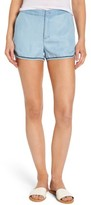 RVCA Women's Golden Days Chambray Shorts