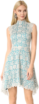 Catherine Deane Izzy High Neck Lace Dress