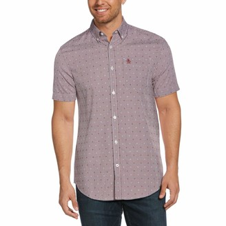 Original Penguin Gingham Dobby Shirt
