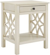 Linon Whitley Shabby Chic End Table