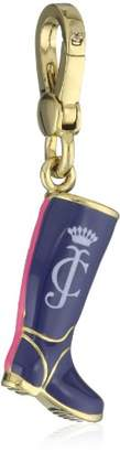 Juicy Couture Blue Rain Boot Charm