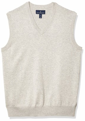 Buttoned Down Men's Standard 100% Supima Cotton Sweater Vest