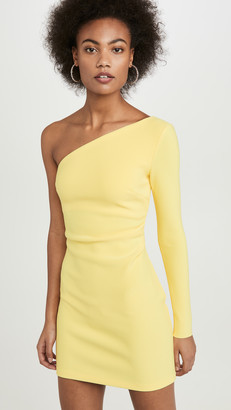 Bec & Bridge Gemma Assymetrical Mini Dress