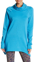 Andrew Marc Cowl Neck Pullover Tunic