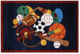 "Fun Rugs Fun RugsTM Fun Time Sports America Rug - 4'3""x 6'6''"