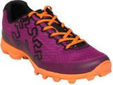 Icebug Women's Acceleritas5 RB9X Sneaker - Magenta/Neon Orange Sneakers